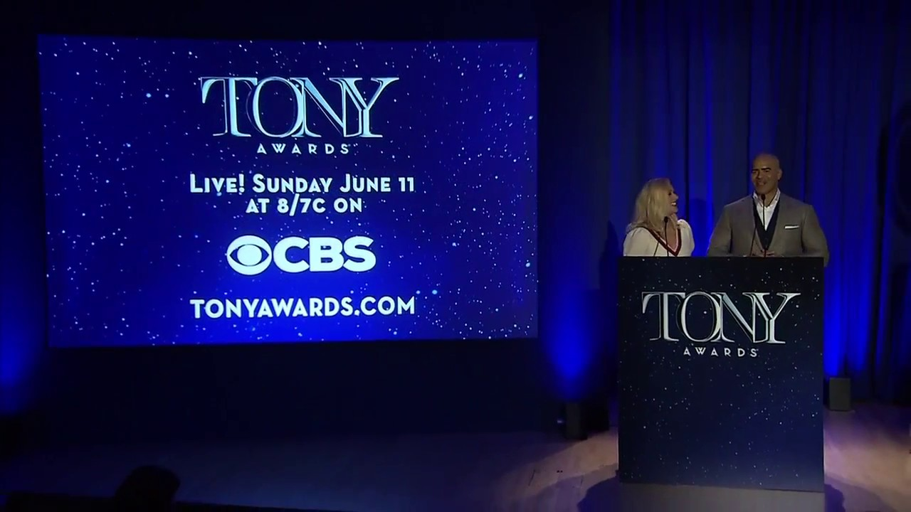 2017 tony award nominations announcement
