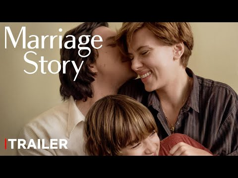 Marriage Story   Official Trailer   Netflix   CA