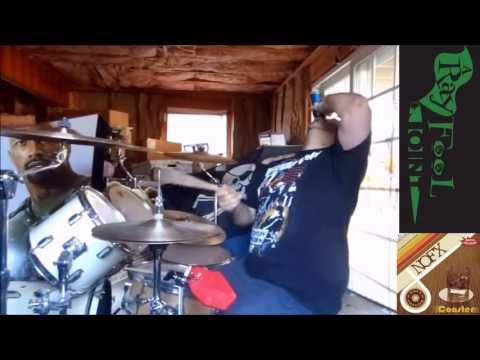 I Am An Alcoholic - NOFX (Drum Cover)