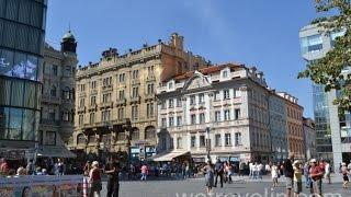 Достопримечательности Праги | путешествие по Праге(Наше путешествие по Чехии проходило через такие города как: Прага, Оломоуц и маленькие села, название котор..., 2014-11-14T16:22:18.000Z)