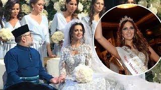 Raja Malaysia Nikahi Ratu Kecantikan Di Rusia Hingga Lengser Dari Tahta Kerajaan