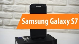 Распаковка Samsung Galaxy S7 / Unboxing Samsung Galaxy S7(Купить Samsung Galaxy S7 в DNS: http://www.dns-shop.ru/search/?q=S7+Galaxy&utm_source=youtube&utm_medium=video&utm_campaign=GalaxyS7 ..., 2016-11-18T12:58:54.000Z)