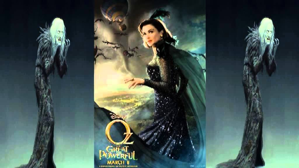 oz the great and powerful complete score fx evanora