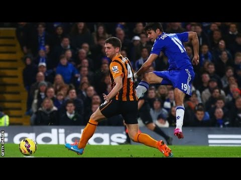 Chelsea vs Hull City 2-0 All Goals and Highlights Match ( Premier League ) 13/12/2014