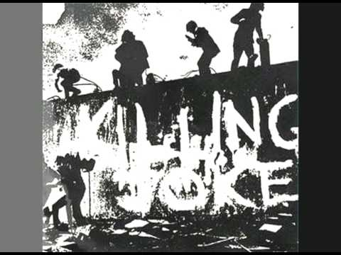 Killing Joke Debut Album Live Five