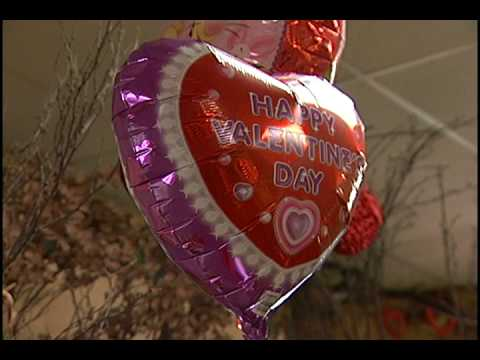 Valentines Day in Temecula, CA 2008. KZSW package