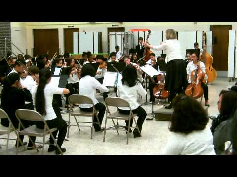 Pikesville Middle School Orchestra