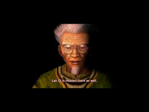 Bailu, The White Deer and Shenhua - Shenmue II Remastered - Ep 36 |