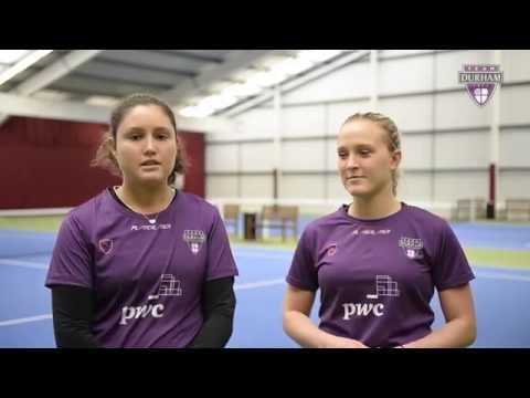 Some of our home and international students talk about the sporting success they bring to Durham