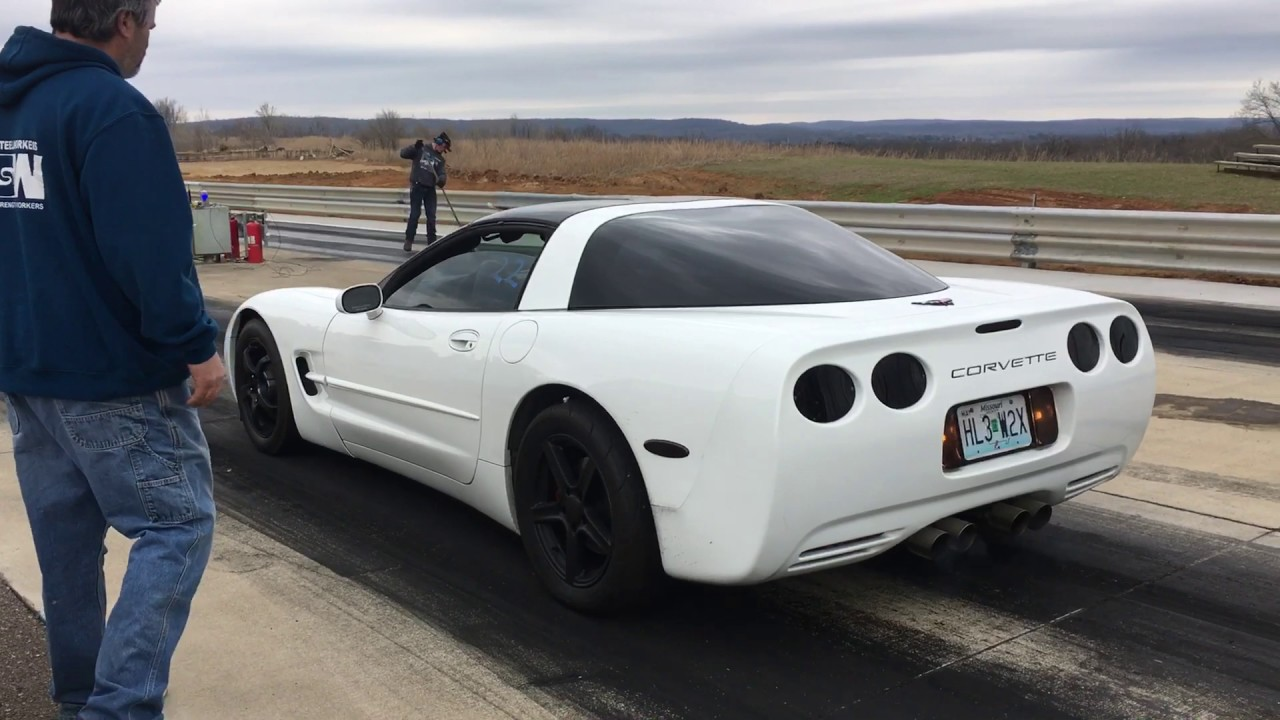 Update on my 2002 Corvette, 450 rwhp, PRC stage 2 5 heads, 1/4 mile
