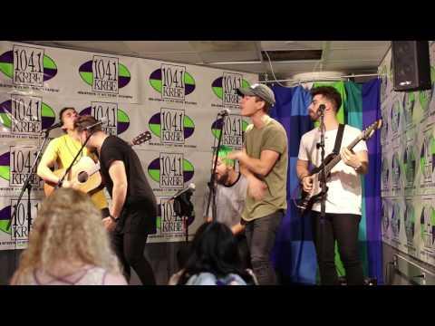 LOS 5 Perform @ 104.1 KRBE Live Lounge | Houston, TX