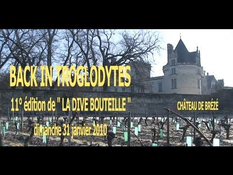 Back in Troglodytes (organic wine in Loire Valley)