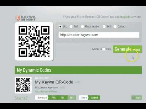 dynamic qr code
