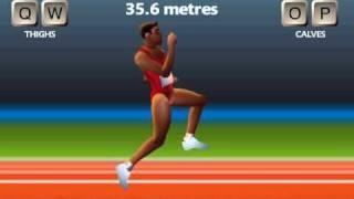 QWOP Speedrun (1:26.52)