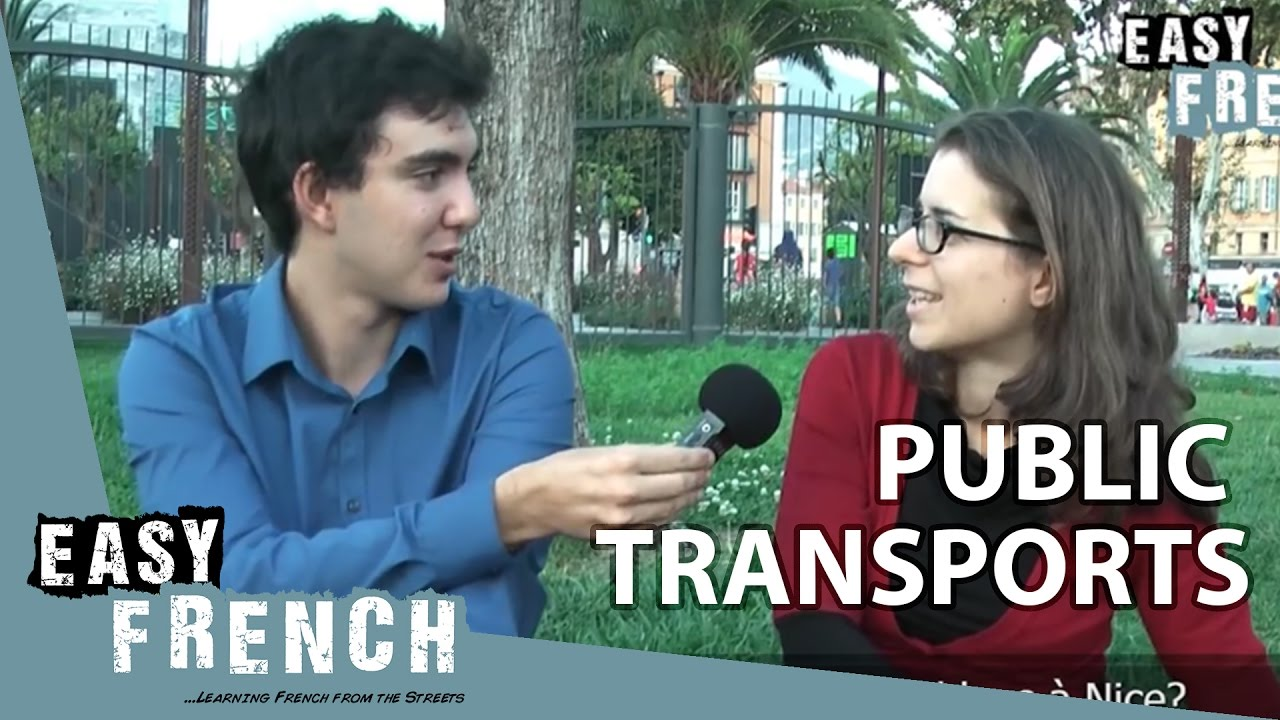 Public transports | Easy French 8