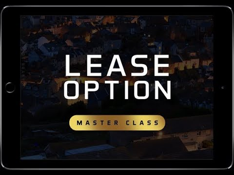 Why lease options are NOT the best strategy!