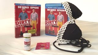 Dirty Grandpa: UNRATED - Blu Ray Unboxing And Review