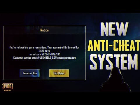Pubg Mobile New Anti-Cheat Softwere News In Bangla | Pubg Mobile New Updates In Bangla |
