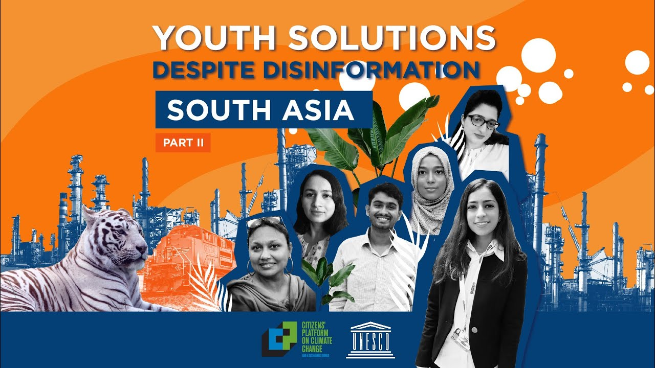 Youth Solutions in South Asia - part 2