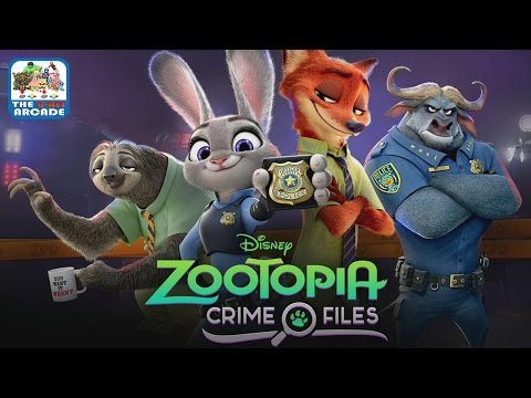 Zootopia: Crime Files - Will This Case Never End? (Disney Games)