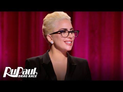 Best Of Lady Gaga, Nicki Minaj & More As Guest Judges ✨ RuPaul's Drag Race