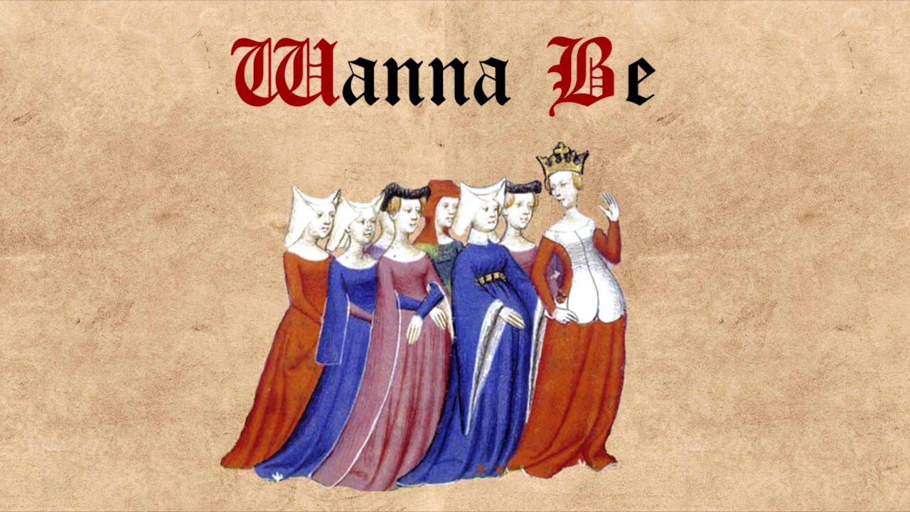 Wannabe (Medieval Cover)