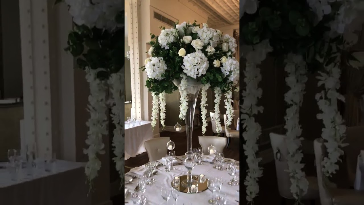 Wedding Centrepieces For Venue Dressing Venue Styling In