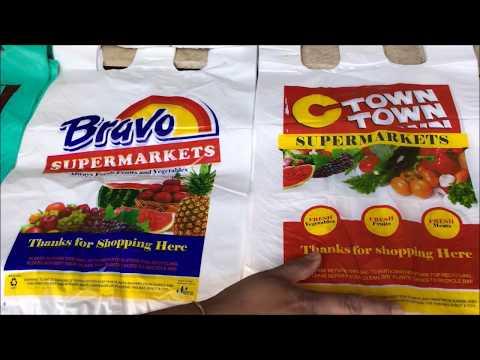 Best Supermarket Plastic Bags Ever