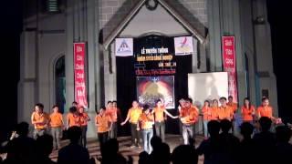 Cử điệu: Giêsu Tình Thân Giữa Đời - LHV SVCG Công Nghiệp