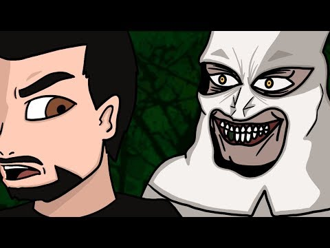 I Was Chased By A Cult In The Woods (Animated Horror Story)