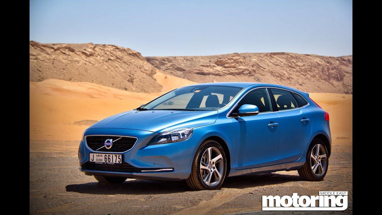 2014 volvo v40 t5 review can swedish hot hatch beat focus st youtube. Black Bedroom Furniture Sets. Home Design Ideas