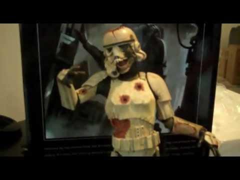 Lego Star Wars 9491 Figurine Geonosian Zombie
