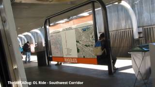 TheMBTADog: MBTA Orange Line Southwest Corridor Ride - Chinatown/Essex to Forest Hills (2013-11-14)