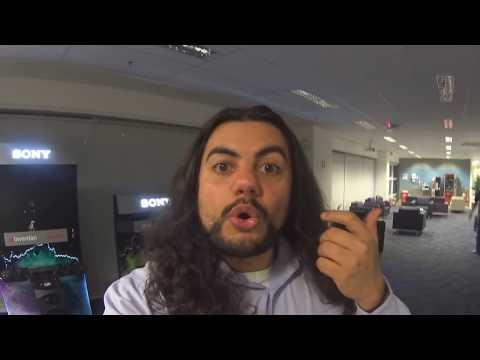 Sony Shake X3D (Apresentando o aparelho)