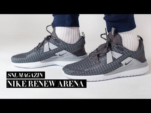 Nike Renew Arena   SNL MAGAZIN - YouTube