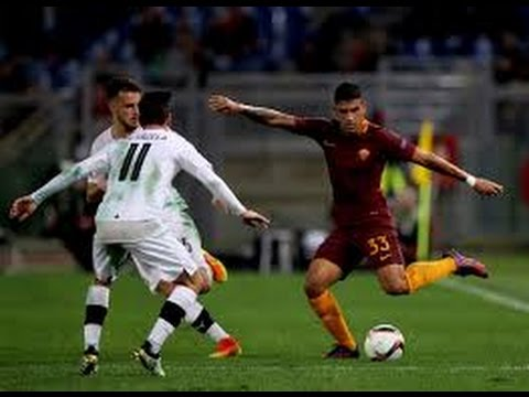 As Roma Vs Viktoria Plzen 4-1 All Goals & Highlights Europa League 2016 thumbnail