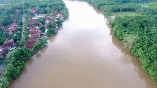 Video Kawasan Sungai Ogan, Desa Kalam Padu