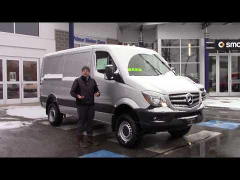 2016 Sprinter Cargo Van 4x4 - Anthony