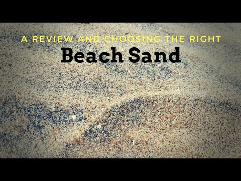 Cheap and Best sand for any Aquarium...
