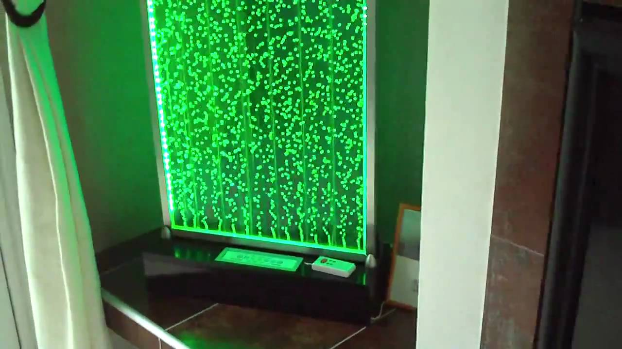 Decoration Interieur Aquarium Mur De Bulle à Poser - Youtube