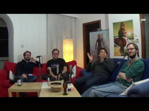 Rede mit Mini-Karaoke: Doctor Who