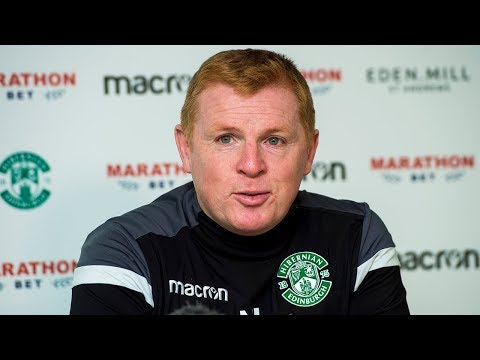AFCvHFC | NEIL LENNON PRESS CONFERENCE