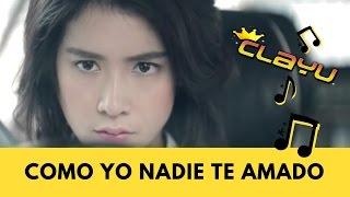 Como Yo Nadie Te Amado - Yuridia ♥