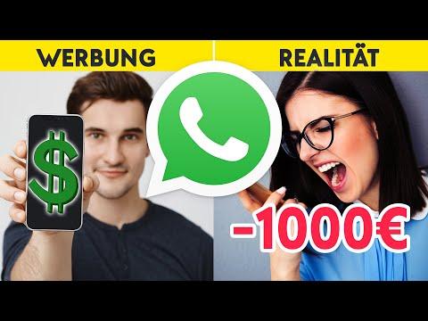 Komm in die WhatsApp Gruppe..