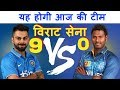 India's Predicted XI against Sri Lanka || Indian Playing 11 || India Vs Sri Lanka only T-20 Match