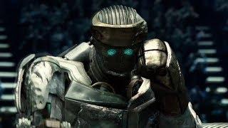 ✅Живая сталь(2011):Первый бой Атома на турнире✅