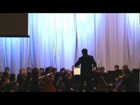 Настя Зверева и симфонический оркестр