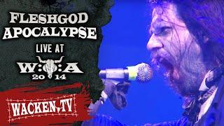 fleshgod apocalypse   live at wacken open air 2014