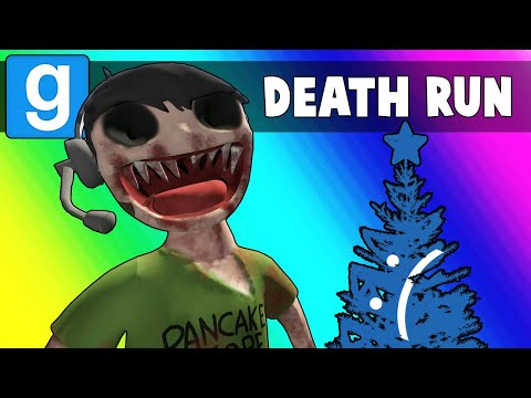 Gmod Death Run Funny Moments - Evil Christmas Map!! (Garrys Mod)