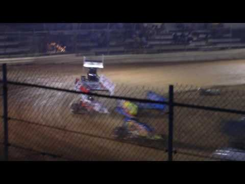 Airport Speedway 125cc Heat 7-23-16
